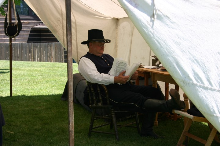 Army Medicine during the American Civil War 1861-1865